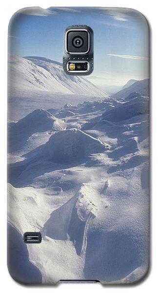 Lairig Ghru In Winter - Cairngorm Mountains Galaxy S5 Case