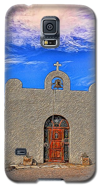 Lajitas Chapel Painted Galaxy S5 Case