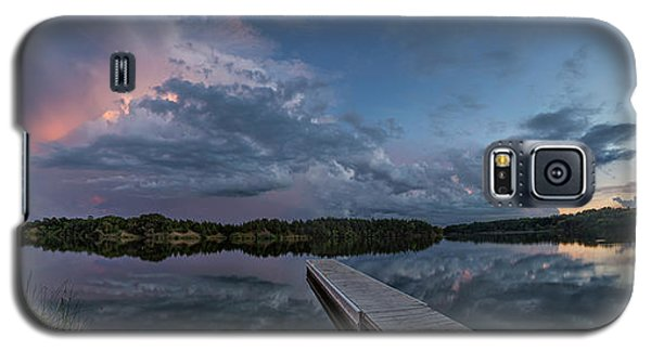 Lake Alvin Supercell Galaxy S5 Case