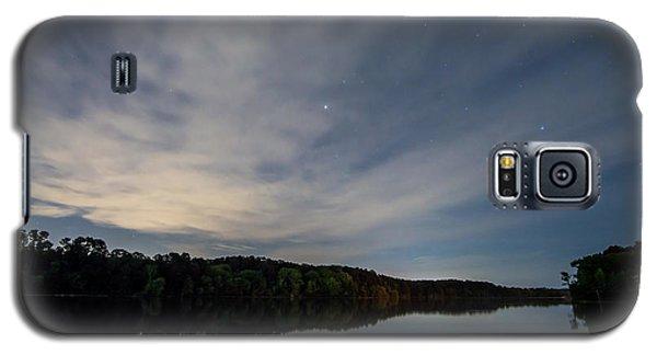 Lake At Night Galaxy S5 Case