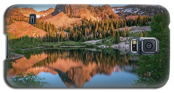 Lake Blanche At Sunset Galaxy S5 Case