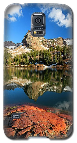 Lake Blanche Spring Vertical Galaxy S5 Case