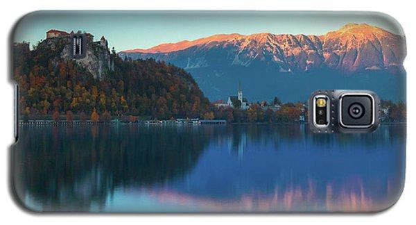 Lake Bled Panorama Galaxy S5 Case