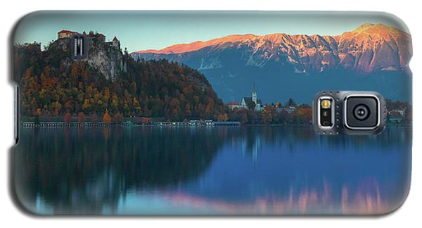 Lake Bled Panorama Galaxy S5 Case
