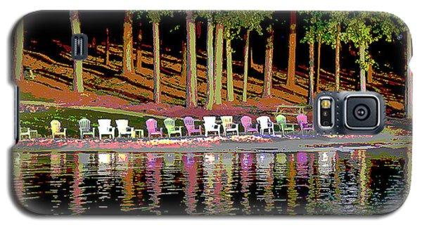 Lake Chairs Galaxy S5 Case
