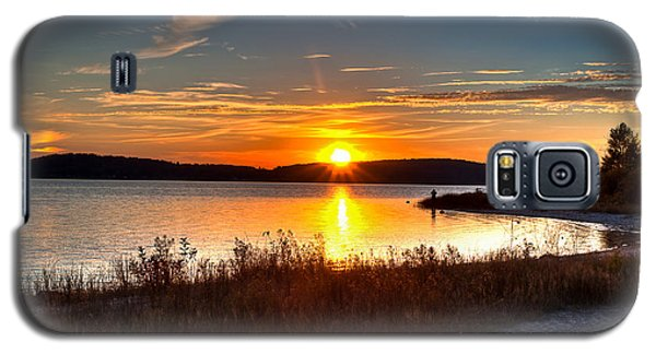 Lake Charlevoix Sunset Galaxy S5 Case