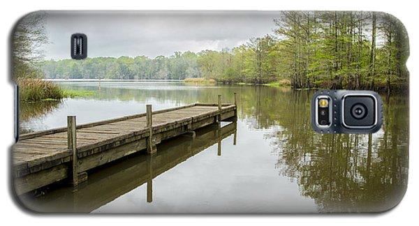 Lake Chicot 01 Galaxy S5 Case