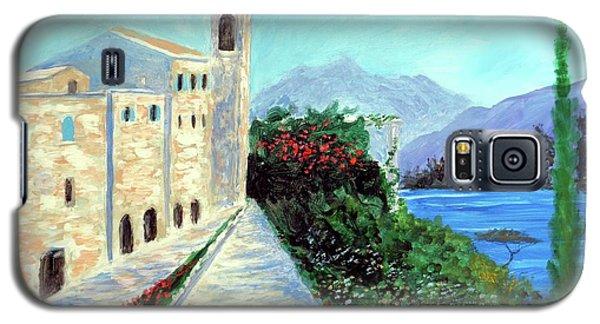 Lake Como Colors  Galaxy S5 Case by Larry Cirigliano