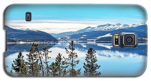 Lake Dillon Colorado Galaxy S5 Case by Stephen  Johnson