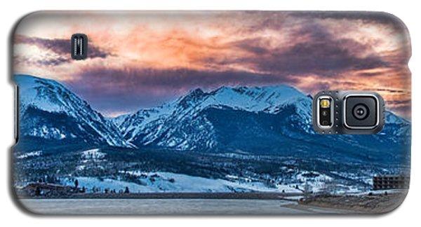 Lake Dillon Galaxy S5 Case by Sebastian Musial