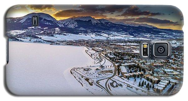Lake Dillon Sunset Galaxy S5 Case