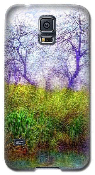 Lake Dream Peace Galaxy S5 Case