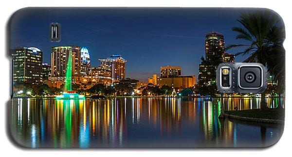 Lake Eola Orlando Galaxy S5 Case