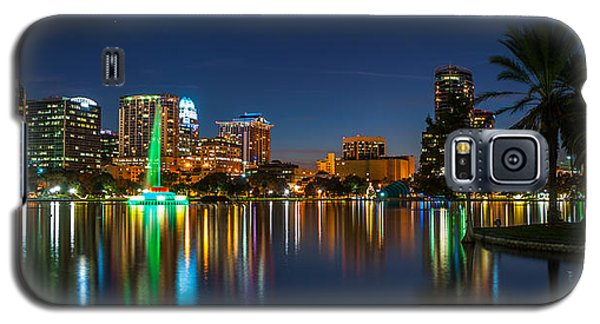Lake Eola Orlando Galaxy S5 Case