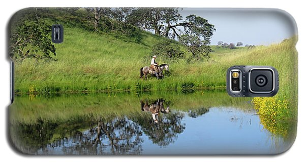 Lake Front Property Galaxy S5 Case