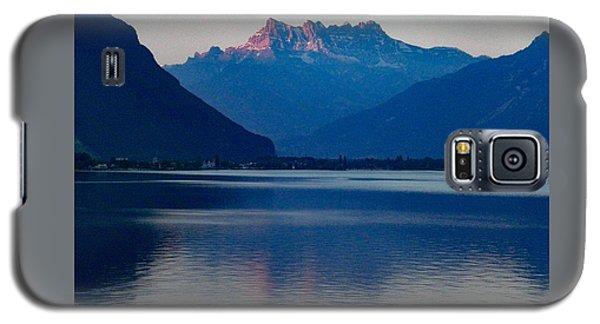 Lake Geneva, Switzerland Galaxy S5 Case