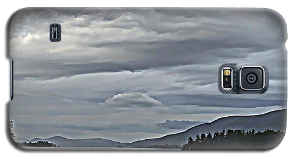 Lake George Rain And Clouds Galaxy S5 Case