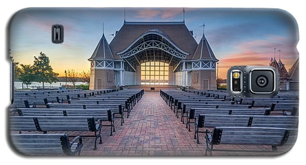 Lake Harriet Bandshell Galaxy S5 Case by RC Pics
