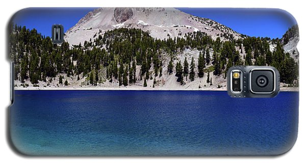 Galaxy S5 Case featuring the photograph Lake Helen Mount Lassen 2 by Frank Wilson