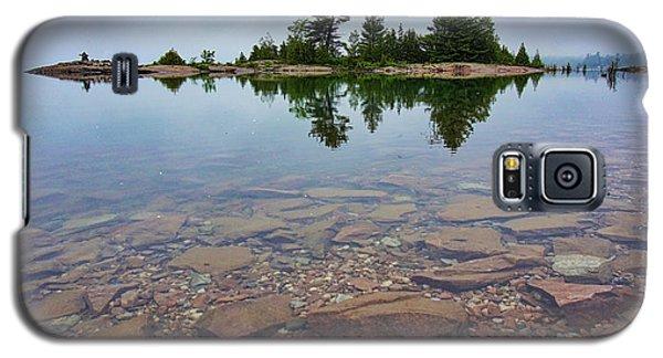 Lake Huron Island Galaxy S5 Case