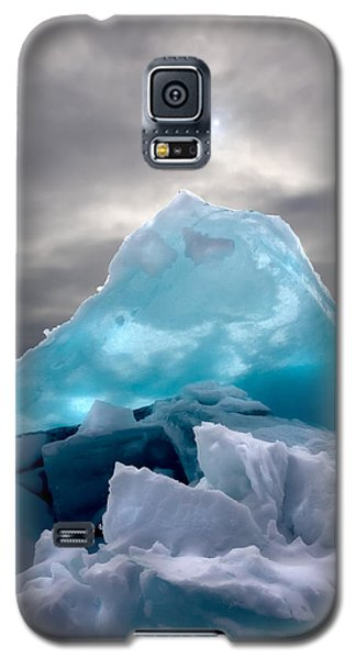 Lake Ice Berg Galaxy S5 Case