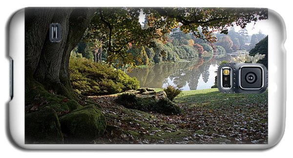 Lake In The Park Galaxy S5 Case