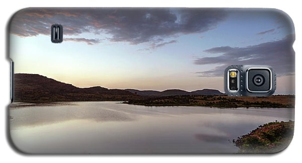 Lake In The Wichita Mountains  Galaxy S5 Case