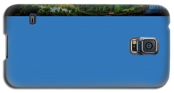 Lake Lure Galaxy S5 Case