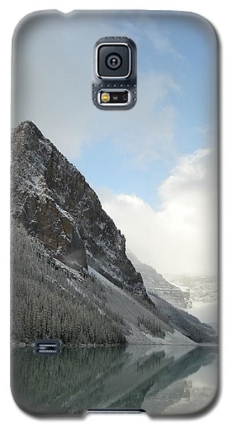Lake Louise After First Snowfall  Galaxy S5 Case