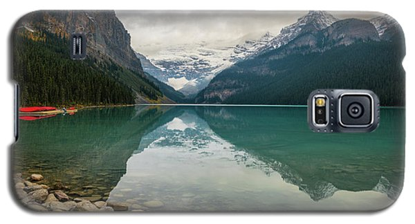 Lake Louise In The Fall Galaxy S5 Case
