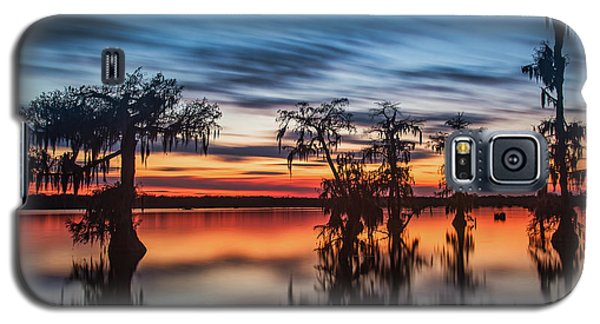 Lake Martin Sunset Galaxy S5 Case