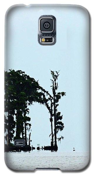 Lake Maurepas Cypress Galaxy S5 Case