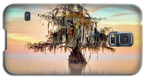 Lake Maurepas In Pastels Galaxy S5 Case