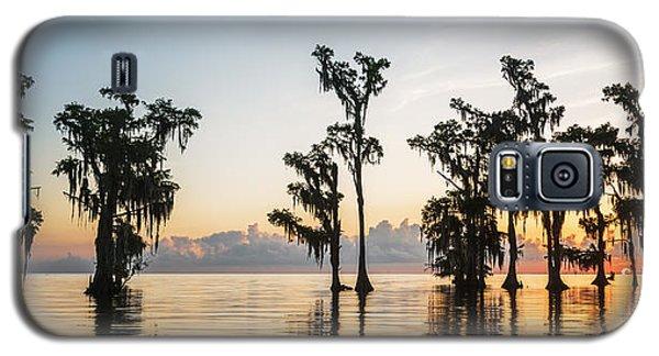 Lake Maurepas Sunrise Galaxy S5 Case