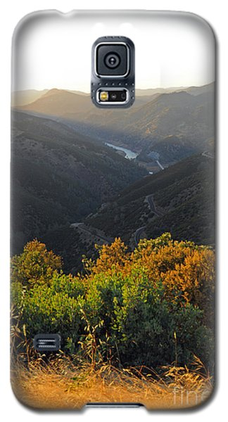 Lake Mcclure Ca Galaxy S5 Case