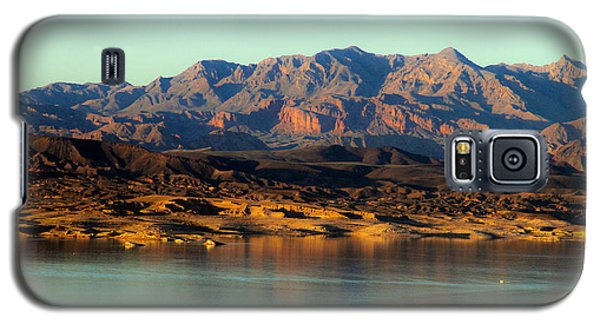 Lake Mead Before Sunset Galaxy S5 Case