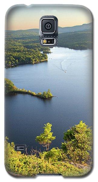 Lake Megunticook, Camden, Maine  -43960-43962 Galaxy S5 Case