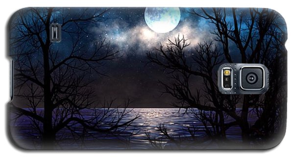 Lake Midnight Galaxy S5 Case