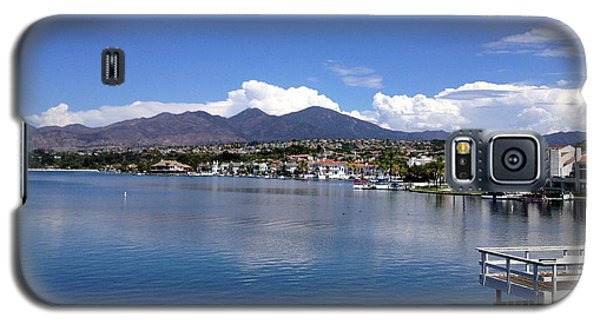 Lake Mission Viejo Galaxy S5 Case