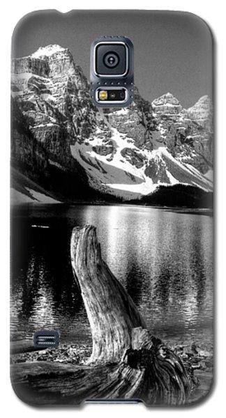 Lake Moraine Drift Wood Galaxy S5 Case