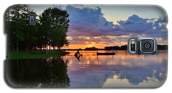 Lake Murray Sc Reflections Galaxy S5 Case