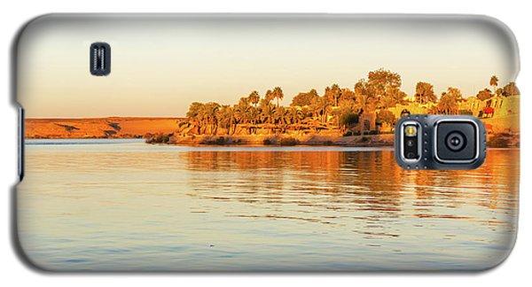 Lake Nasser In Abu Simbel Galaxy S5 Case