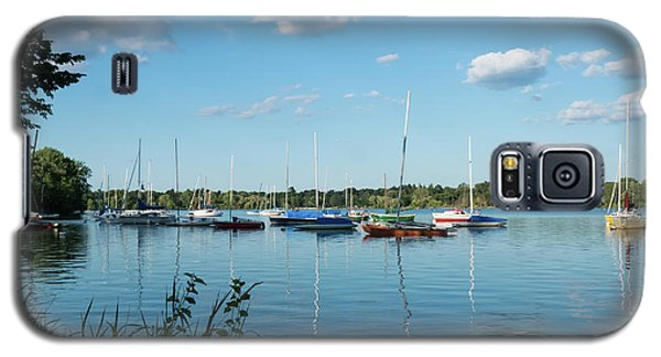 Lake Nokomis Minneapolis City Of Lakes Galaxy S5 Case