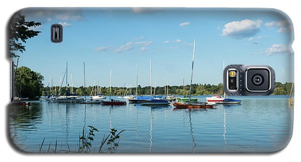 Lake Nokomis Minneapolis City Of Lakes Galaxy S5 Case