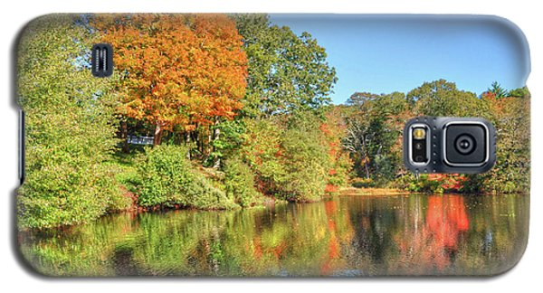 Lake Noquochoke, Dartmouth, Ma Galaxy S5 Case