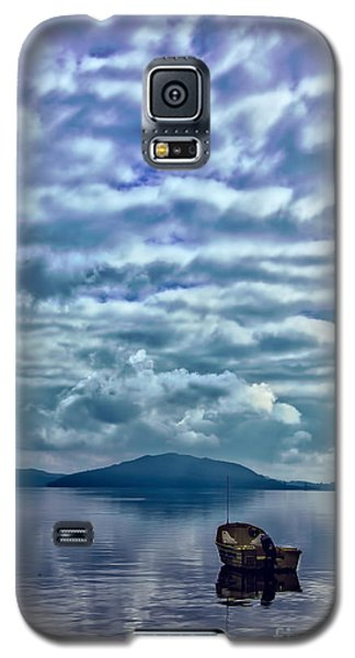 Lake Of Beauty Galaxy S5 Case by Rick Bragan