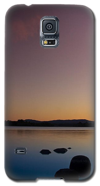 Lake Of Menteith By Sunset Galaxy S5 Case