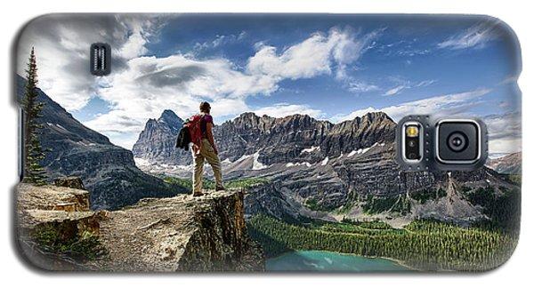 Lake O'hara Adventure Galaxy S5 Case