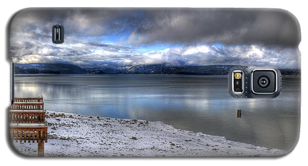 Lake Pend D'oreille At 41 South Galaxy S5 Case