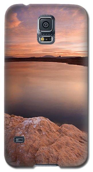 Lake Powell Dawn Galaxy S5 Case